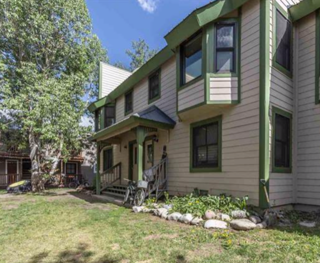 SOLD! The Meadows Condo C6 at Downtown Crested Butte, Buyer Representation